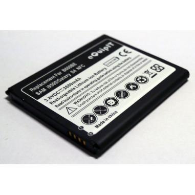 Batteri Samsung Galaxy S4 i9500/i9505/i9295 2600mAh med NFC