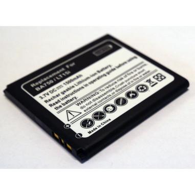 Batteri SonyEricsson BA750 1450mAh