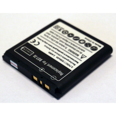 Batteri SonyEricsson BST-38 930mAh