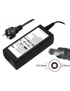 Laddare 19V 3.16A 60W 5.5x3.0mm