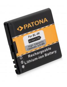 Batteri Nokia BL-5K 1300mAh