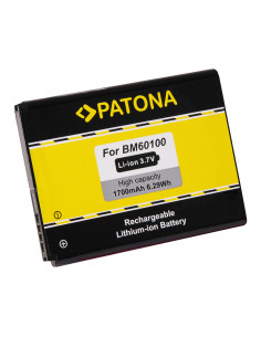 Batteri HTC Desire 500 BA-S890 1700mAh