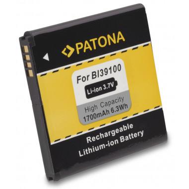 Batteri HTC Sensation XL BA-S640 1700mAh