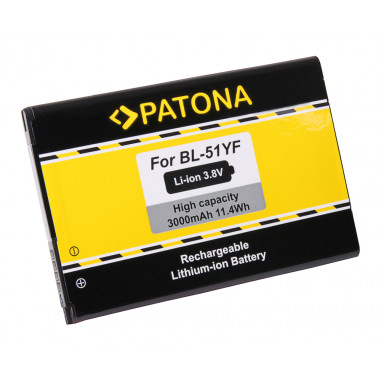 Batteri LG G4 BL-51YF 3000mAh