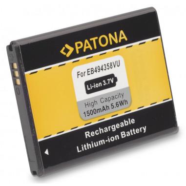 Batteri Samsung Galaxy S2 Mini EB-494358VU 1500mAh