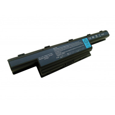 Batteri Acer Aspire AS10D3 6600mAh