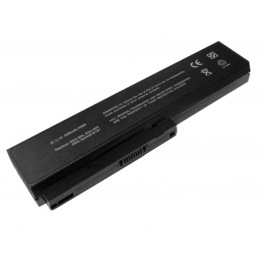 Batteri LG R410 R510 R560 R580 4400mAh