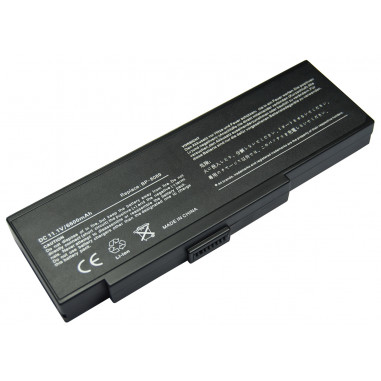 Batteri  Packard Bell BP-8089 4400mAh