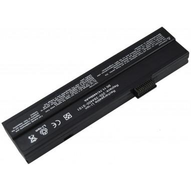 Batteri Fujitsu Amilo 23-UG5C10-0A 4400mAh