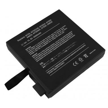 Batteri Fujitsu Amilo 23-UD4000-3A 4400mAh