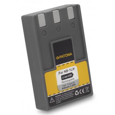 Batteri Canon NB-1LH 830mAh 3.6V