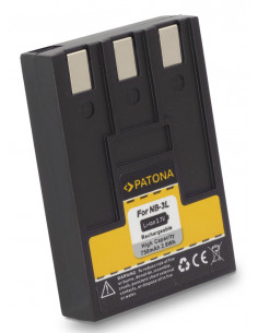 Batteri Canon NB-3L 750mAh 3.7V