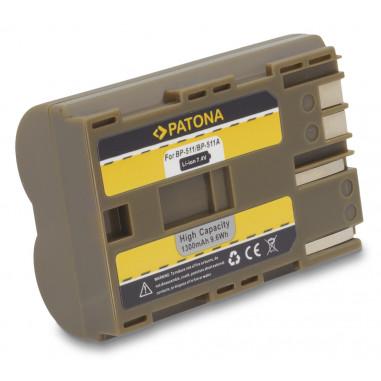 Batteri Canon BP-511 1300mAh 7.4V