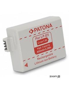 Batteri Canon LP-E5 850mAh 7.4V