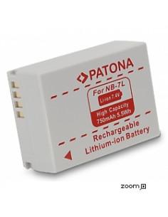 Batteri Canon NB-7L 750mAh 7.4V