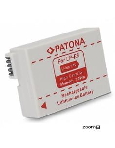 Batteri Canon LP-E8 950mAh 7.4V