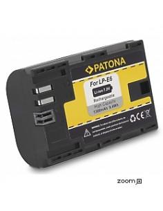 Batteri Canon LP-E6 1300mAh 7.2V