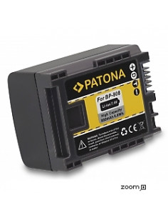 Batteri Canon BP-808 890mAh 7.4V