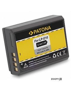 Batteri Canon LP-E10 860mAh 7.4V