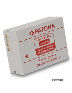 Batteri Canon NB-10L 750mAh 7.4V