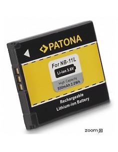 Batteri Canon NB-11L 550mAh 3.6V