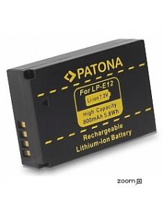 Batteri Canon LP-E12 800mAh 7.2V