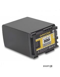 Batteri Canon BP-827 2000mAh 7.4V