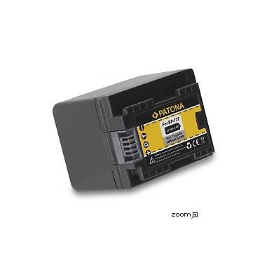 Batteri Canon BP-727 2400mAh 3.6V