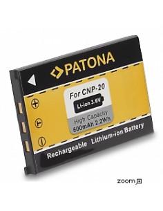 Batteri Casio NP-20 600mAh 3.6V
