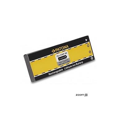 Batteri Casio NP-50 950mAh 3.7V