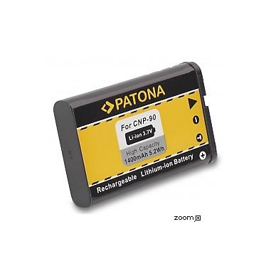 Batteri Casio NP-90 1400mAh 3.7V