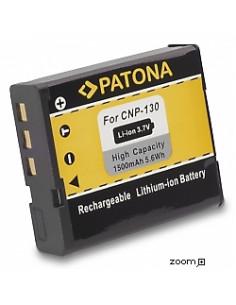 Batteri Casio NP-130 1500mAh 3.7V