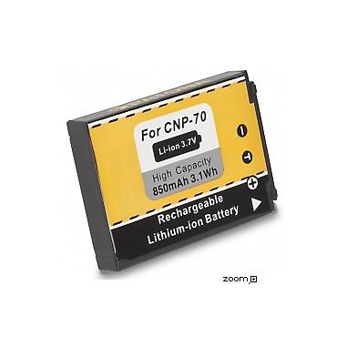Batteri Casio NP-70 850mAh 3.7V