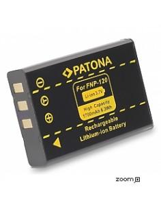 Batteri Fuji NP-120 1700mAh 3.7V