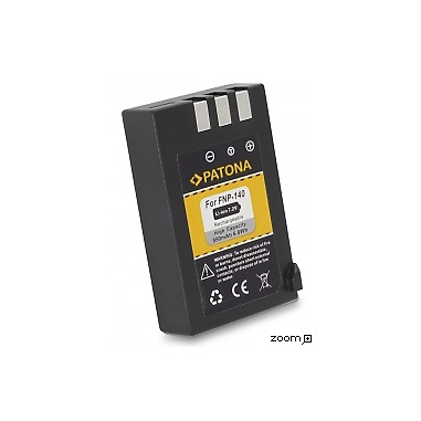 Batteri Fuji NP-140 950mAh 7.2V