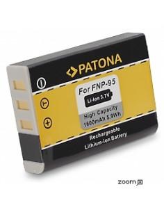 Batteri Fuji NP-95 1600mAh 3.7V