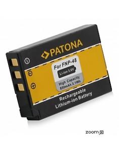 Batteri Fuji NP-48 850mAh 3.6V