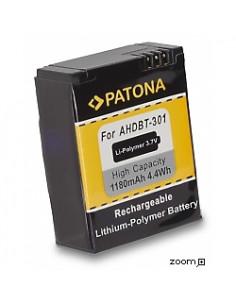 Batteri GoPro AHDBT-302 Hero 3+ 1180mAh 3.7V