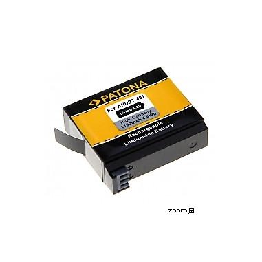 Batteri GoPro AHDBT-401 Hero 4+ 1160mAh 3.8V