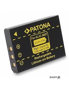 Batteri Kodak Klic 5001 1700mAh 3.6V