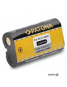 Batteri Kodak Klic 8000 1300mAh 3.7V