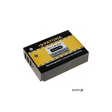 Batteri Kodak LB-070 1020mAh 7.4V