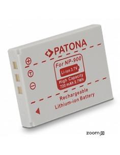 Batteri Minolta NP900 720mAh 3.7V