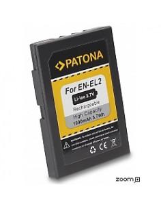 Batteri Nikon EN-EL2 1000mAh 3.7V