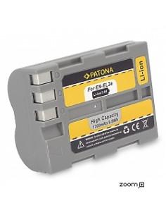 Batteri Nikon EN-EL3E 1300mAh 7.4V