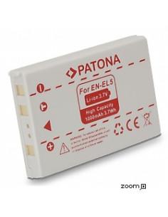 Batteri Nikon EN-EL5 1000mAh 3.7V