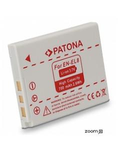 Batteri Nikon EN-EL8 600mAh 3.7V