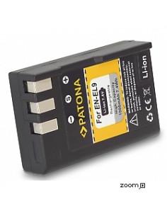 Batteri Nikon EN-EL9 1000mAh 7.4V