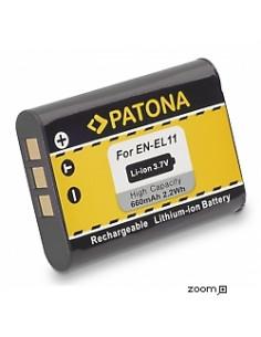 Batteri Nikon EN-EL11 600mAh 3.7V