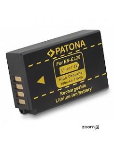 Batteri Nikon EN-EL20 800mAh 7.2V